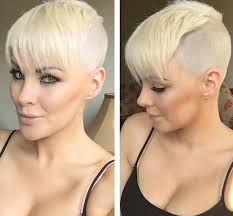 very short pixie hairstyle with saved sides 51 best short and long pixie cuts we love for 2018 page 3 of 5