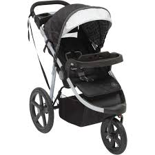 charcoal black jeep j is for jeep brand adventure all terrain jogging stroller charcoal