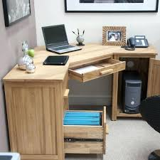 Small Oak Computer Desk Light Oak Computer Desk Unfinished Oak Corner Computer Desk With