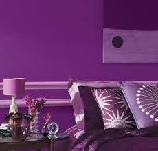 couleur de chambre violet chambre couleur vert et violet idées de décoration capreol us