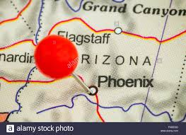 Map Of Phoenix by Phoenix Advertising Online Tv Cox Media Arizona State Maps Usa