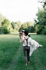catie and paul august backyard wedding u2014 one weddings