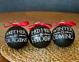 game of thrones ornament 4 mother of dragons