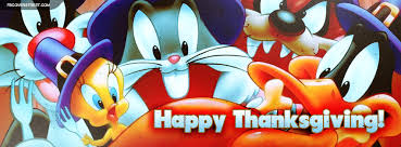 looney tunes happy thanksgiving cover