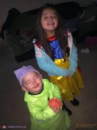 Dopey Dwarf Halloween Costume Homemade Snow White Dopey Costumes
