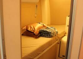 Google Sleep Pods Inside The Secret Plane Bedrooms Where Pilots Sleep On Long Haul