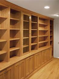 Bookshelves Oak by Maryland Custom Libraries And Bookcases Maryland Cabinets A