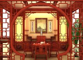 Home Inside Arch Model Design Image Chinese Style Arch Of Dining Room Download 3d House A Chinese