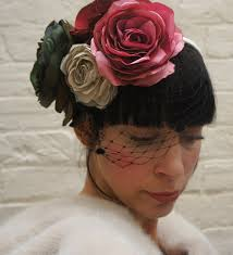 introducing hapitat recycled floral hair accessories for brides