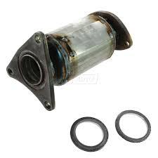 lexus warranty on catalytic converter direct fit front exhaust catalytic converter for 01 10 lexus ls430