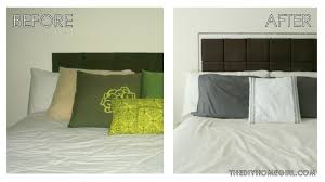 wall panel headboards bedroom and living room image collections