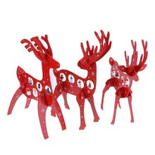 Christmas Decorations Red Deer by Popular Red Deer Christma Buy Cheap Red Deer Christma Lots From
