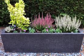 13 long planters ideas love this modern patio planter box under