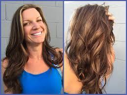 low hight hair hair extensions high low highlight basin street hair salon