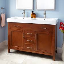 single sink to double sink plumbing should i convert single sink to double sink vanity w only 48 counter