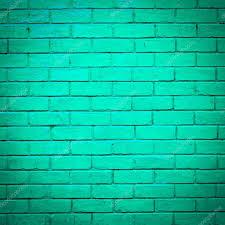 Blue Wall Texture Blue Brick Wall Texture U2014 Stock Photo Piyagoon 32659883
