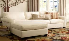 Pottery Barn Slipcover Sectional Pottery Barn Grand Sofa Size Best Home Furniture Decoration