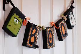 halloween garlands paper creations by kristin september 2012