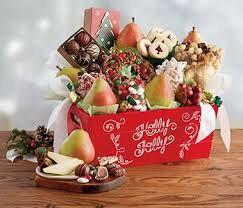 basket gifts christmas gift baskets fruit christmas gift delivery harry