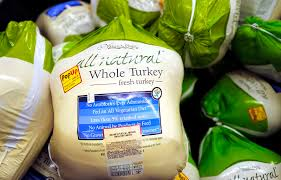 frozen whole turkey something to be thankful for the low cost of turkey