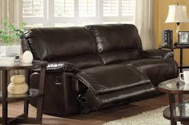 small leather recliners tags magnificent double recliner sofa