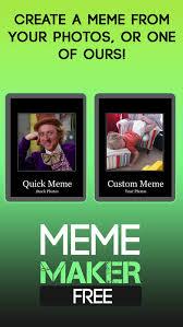 Easy Meme Maker - meme maker free quick easy poster gif creator on the app store
