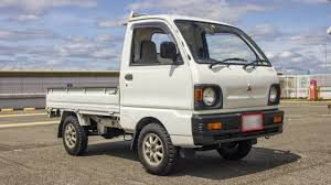 mitsubishi minicab van 1991 mitsubishi minicab 4wd 660cc 5 speed hi lo walk around