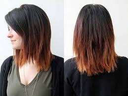 haircut with irregular length perfect short to medium length haircuts jere haircuts
