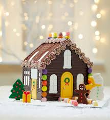 how to make a chocolate house hobbycraft blog