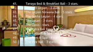 56 popular hotels in kuta bali youtube