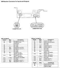 honda crv stereo wiring diagram honda wiring diagram instructions