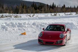 porsche 911 snow top 4 things i learned at porsche camp4 winter performance driving