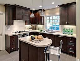 Cabinets For Small Kitchens Small Kitchen With Dark Cabinets Gallery Website Small Kitchens