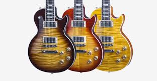 les paul standard 7 string limited