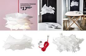 Paper Hanging Lamp Paper Light Shades Ikea Roselawnlutheran