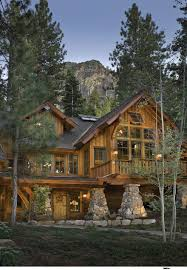 simple log cabin homes designs home design fantastical with best 25 mountain houses ideas on mountain homes
