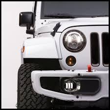 jeep black headlights jeep parts buy jw speaker 8700 evolution j2 series led headlights