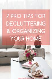 7 pro tips to organize your home spikedparenting