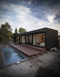 prefab homes and modular in australia modscape mb cabins pinterest