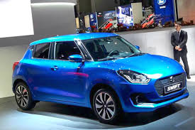 new suzuki swift 2018 image leaked with specification here are