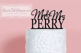 crystal monogram cake toppers affordable wedding cake toppers