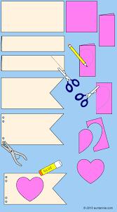 Valentine S Day Flags How To Make A Valentine Flag Banner Valentine U0027s Day Crafts