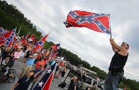 Black Guy With Confederate Flag Rockstonemountain