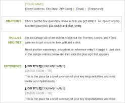 resume for exles objective resume exles paso evolist co