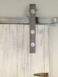 Barn Door Sliding Door by Diy How To Make Your Own Sliding Barn Door