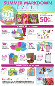 party city halloween 2012 party city flyer jul 18 to 31