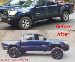 lifted toyota pickup bilstein adjustable 3