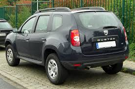 renault dacia 2015 new dacia duster in both petrol and diesel variant