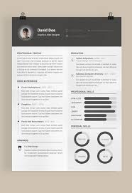 Good Resume Titles Examples by Marvellous Free Resume Template On Behance With Heavenly Bank