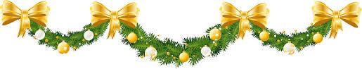 christmas garland borders u2013 happy holidays